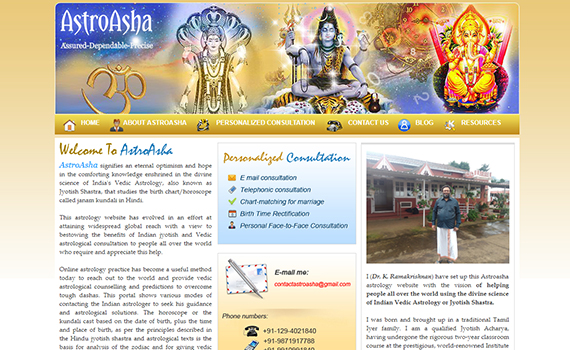 Astroasha.com